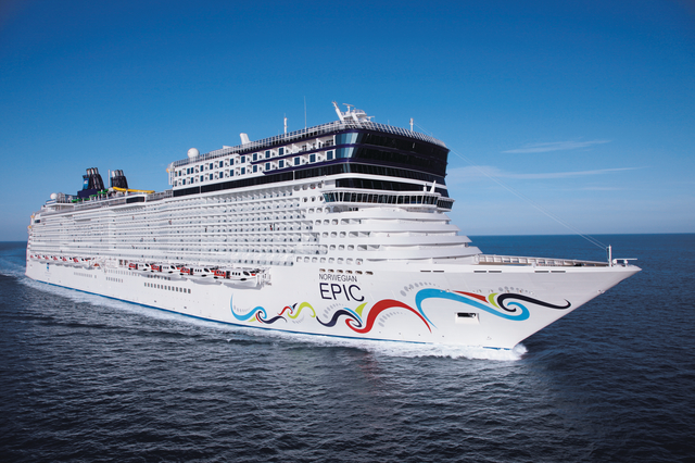 Norwegian Epic Onboard Credit